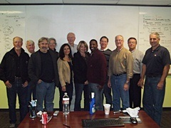 Austin November 2012 ProActive Investor Students