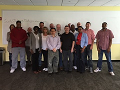 Boston May 2015 Pro Trader Students