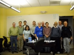 Charlotte April 2010 Forex Students