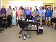 Charlotte July 2014 Futures Students