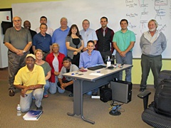 Charlotte August 2014 Forex Students
