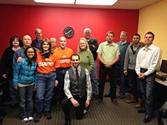 Denver January 2014 Forex Graduating Class