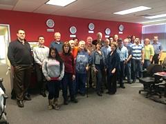 Denver January 2014 Pro Trader Graduating Class