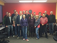 Denver March 2014 Pro Trader Students