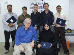 Dubai January 2007 Students