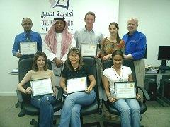 Dubai May 2006 Students