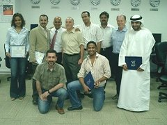 Dubai June 2006 Forex Students