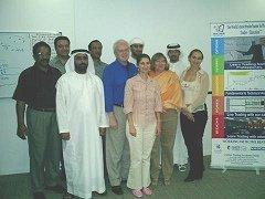 Dubai December 2005 Students