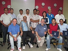 Dubai December 2010 Forex Students