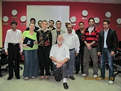 Dubai January 2011 Pro Trader Students