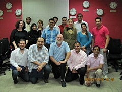 Dubai February 2011 Forex Students