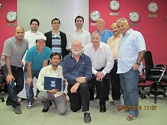 Dubai February 2011 Pro Trader Students