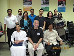 Dubai June 2011 Pro Trader Students