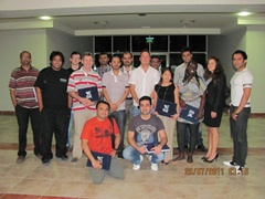Dubai July 2011 Forex Students