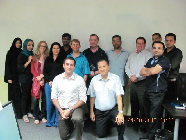 Dubai October 2012 Forex Students