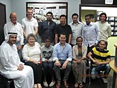 Dubai January 2013 Forex Students
