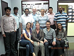Dubai January 2013 Pro Trader Students