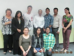 Dubai April 2013 Forex Students