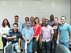 Dubai August 2013 Pro Trader Students