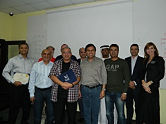 Dubai November 2013 Pro Trader Students