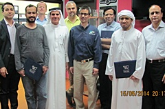 Dubai May 2014 Pro Trader Students