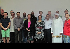 Dubai August 2014 Futures Students