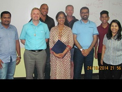 Dubai October 2014 Pro Trader Students