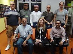 Dubai May 2015 ProActive Investor Students