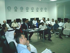 Dubai Students Learning to Trade