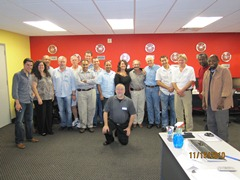 Fort Lauderdale November 2010 Pro Trader Students