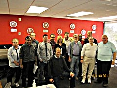 Fort Lauderdale January 2011 Pro Trader Students