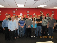 Fort Lauderdale March 2011 Pro Trader Students