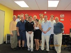 Fort Lauderdale April 2011 Pro Trader Students
