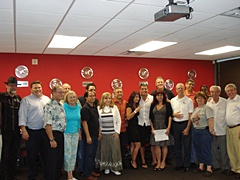 Fort Lauderdale July 2011 Pro Trader Students