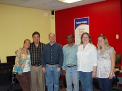 Houston  August 2010 Pro Trader Students