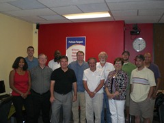 Houston September 2010 Pro Trader Students