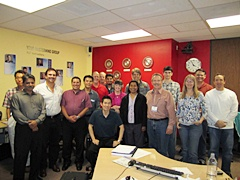Houston  June 2011 Pro Trader Students