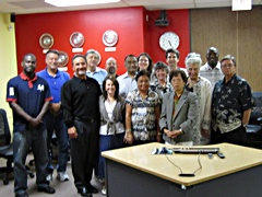 Houston September 2011 Pro Trader Students