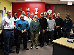 Houston  December 2011 Pro Trader Students