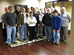 Houston  January 2012 Pro Trader Students