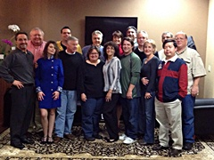 Houston February 2012 Pro Trader Students