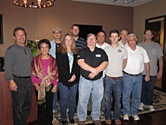 Houston April 2012 Pro Trader Students