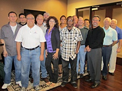 Houston  August 2012 Pro Trader Students