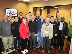 Houston  January 2013 Pro Trader Students