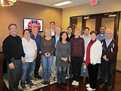Houston February 2013 Pro Trader Students