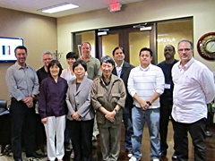 Houston March 2013 Forex Students