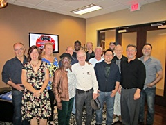 Houston April 2013 Pro Trader Students