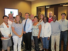 Houston  August 2013 Pro Trader Students