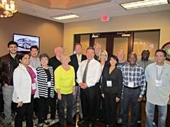 Houston  November 2013 Pro Trader Students