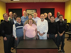 Houston January 2014 Pro Trader Students